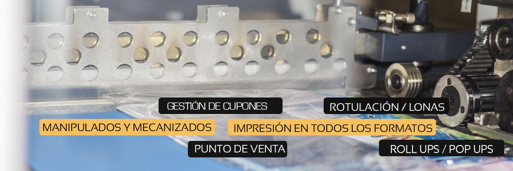 impresión en empresa buzoneo Barcelona
